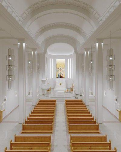 Kostol Panny Márie Snežnej v Bratislave