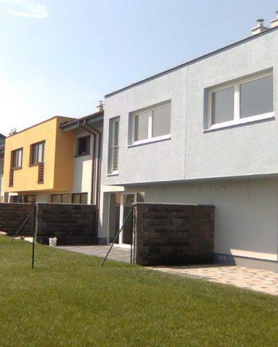 Rodinné domy v Bratislave