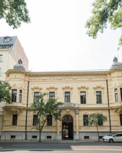 Pistoriho palác v Bratislave